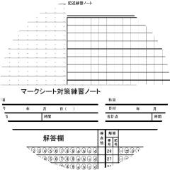 試験対策用ノート